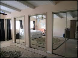 Bedroom Closet Sliding Doors Sliding Closet Doors For The Bedroom More California Closets