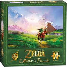 Termina Map Usaopoly The Legend Of Zelda Board Games Amazon Canada