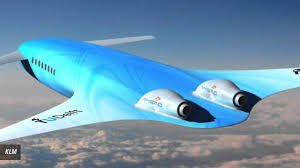 sleek blended wing could be the airplane of the future youtube