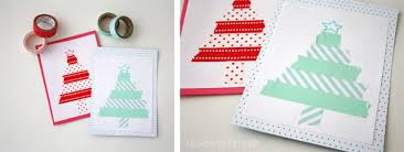 diy christmas cards in 4 different ways luloveshandmade