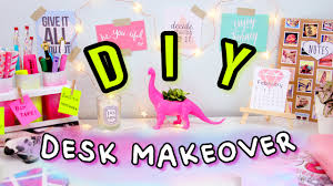Desk Organization Diy Diy Desk Decor Organization Desk Makeover 2017 Make Your Desk