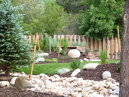 Fence Landscaping Ideas Front Yard Landscaping In Zimbabwe The Garden Inspirations