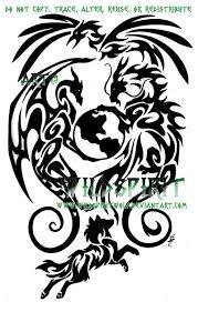 best tribal tattoo gallery horseshoe tattoo designsfree tattoo