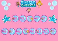 free bubble guppies birthday party printables kids parties free
