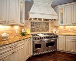 kitchen backsplash ideas with white cabinets wonderful white kitchen cabinets with granite kitchen graceful