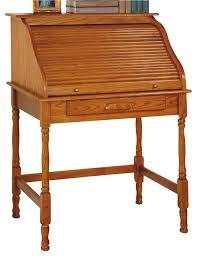 Small Oak Roll Top Desk Oxford Desk White Kimire Design Digs Small