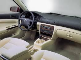 New Passat Interior Volkswagen The New Passat 2001