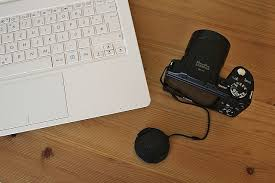 Laptop On Desk And Laptop On Desk Domain Free Photos For