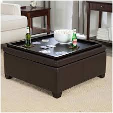 furniture ottoman designs mainstays faux suede ultra storage