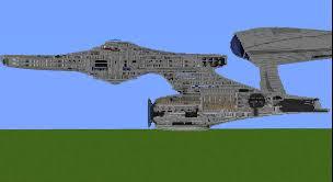 the uss enterprise screenshots show your creation minecraft