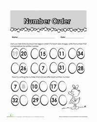 all worksheets number order worksheets printable worksheets