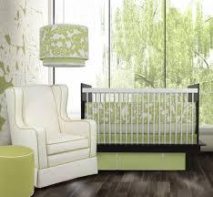 Crib Bedding Green Modern Berries 3 Crib Set In Green By Oilo