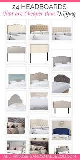 affordable headboards 24 headboards that are cheaper than diys