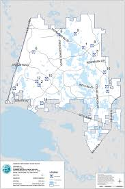 Map Of Volusia County City Of Deltona Fl Social Services