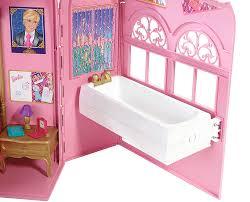 amazon com barbie princess charm princess playset toys