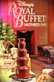 disney s royal buffet s day at disneyland