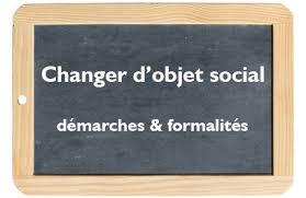 changement de si e social sarl le changement d objet social d une société