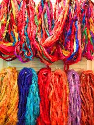 sari silk ribbon legacy studio