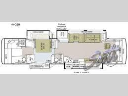 new 2012 tiffin motorhomes phaeton 40 qbh motor home class a