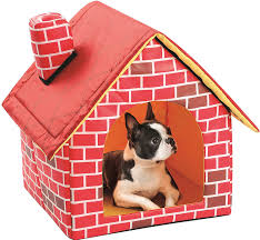 House Dogs by Amazon Com Etna Soft Sided Brick Pet House U0026 Mat Pet Supplies