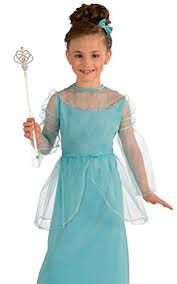 Princess Halloween Costumes Kids Forum Kids Girls Blue Fairy Tale Princess Halloween Costume
