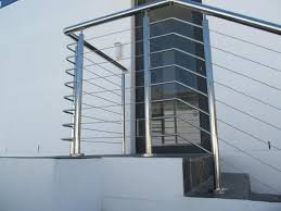 Stainless Steel Banisters Stainless Steel Railings Manufacturer From Chennai