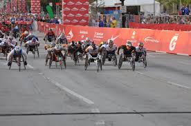 Chicago Marathon Map 17 Illini Racing In The Chicago Marathon Disability Resources