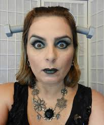 tutorial maquiagem para o halloween frankenstein por makes by