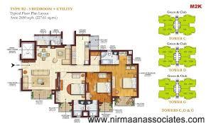m2k victoria gardens luxury homes near model town delhi