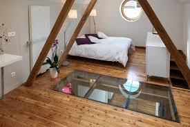 chambre parentale sous comble suite parentale avec salle de bain contemporain chambre lyon