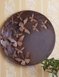 garden metal wall butterfly todosobreelamor info