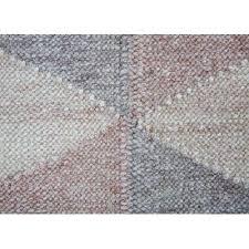 Silver Grey Rug Zipcode Design Samara Silver Gray Blush Indoor Outdoor Area Rug