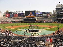 Yankee Stadium Floor Plan Yankee Stadium Seating Chart