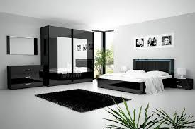 chambre a coucher moderne en bois et avec fille chambre decoration model deco dressing simple