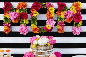 wedding backdrop letters diy floral letters how to craft floral letters easily lillian