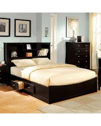 King Size Platform Bed With Storage Drawers Great Deals On Brooklyn Collection Cm7053ek Bed Eastern King Size