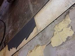 ripped up vinyl sheet flooring flooring diy chatroom home