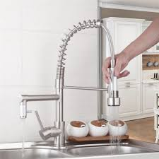 100 kitchen faucet clearance cleanflo 8174 pull down