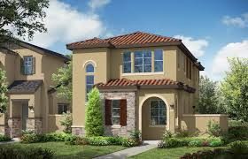 mediterranean style home summerwind by taylor morrison new