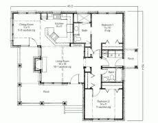 modern floor plans modern 2 bedroom bungalow house plans home deco plans
