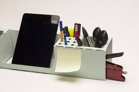 Electronic Desk Organizer Declutter Your Desk In Style 16 Modern Office Organizers Urbanist