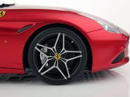 Ferrari California Evo - ferrari california t open top 1 18 mr collection models
