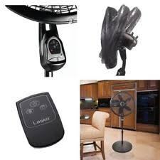 Pedestal Fan With Remote Control Lasko 20 Inch Oscillating Remote Control Pedestal Fan Aerodynamic