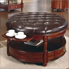 Ottoman With Shelf Living Rooms Design Amazing Rectangular Ottoman With Shelf