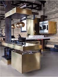 gold accents in the kitchen from just a little to a whole lot