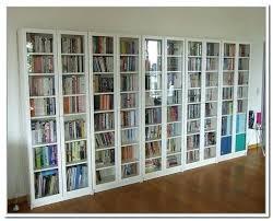 Billy Bookcase With Doors Bookshelf With Doors Image Of Bookcase With Doors Billy