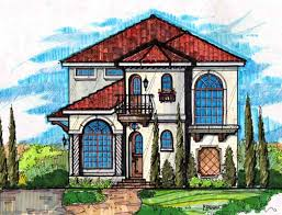 monsterhouse plans florida style house plans 2551 square foot home 2 story 4