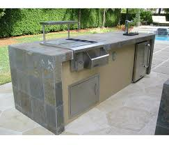 Polymer Cabinets For Outdoor Kitchens Finest Kitchen Pull Out - Outdoor kitchen cabinets polymer