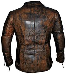 motorcycle waistcoat 3 4 eddie brown vintage motorcycle biker jacket charlie london