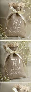 wedding favor bags 15 budget friendly diy wedding favors burlap wedding favors